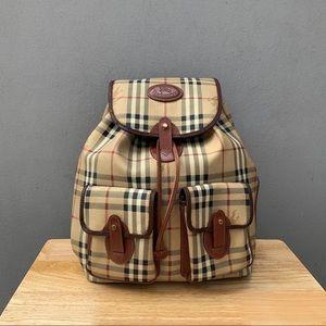 ✨ Burberry Vintage Backpack ✨